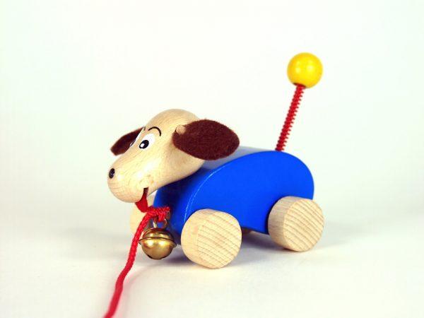 Woefie het hondje